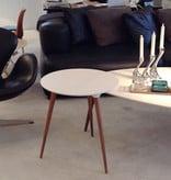1230 ICICLE TRIANGULAR COFFEE TABLE