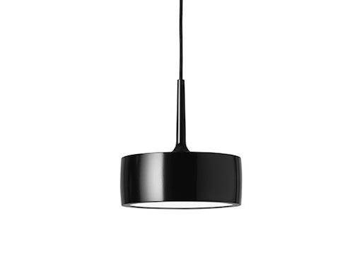 RIFF 150 PUCK PENDANT LAMP IN BLACK