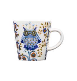 TAIKA WHITE ESPRESSO CUP, 0.1 L
