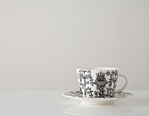 TAIKA BLACK COFFEE/CAPPUCINO CUP, 0.2 L