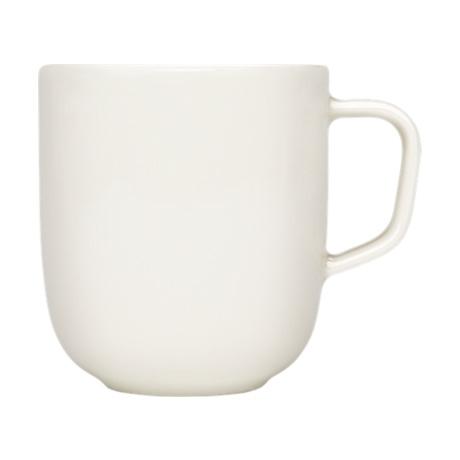 SARJATON MUG, WHITE, 0.36L