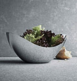 BLOOM LARGE BOWL IN MIRROR-FINISHED STAINLESS STEEL