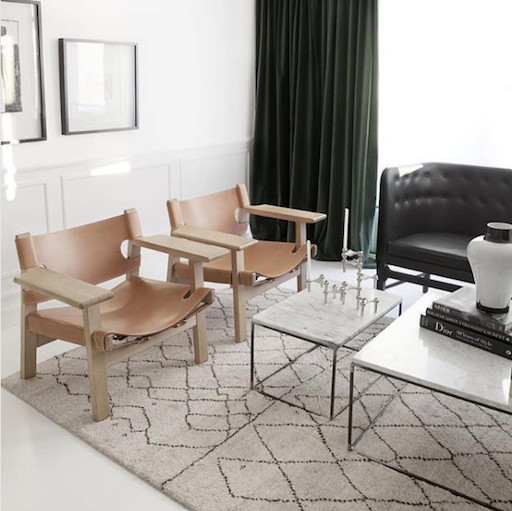 FREDERICIA 2226 THE SPANISH CHAIR IN OAK