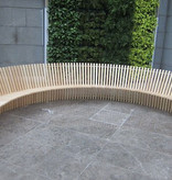 Astral Bench at One IFC, Hong Kong