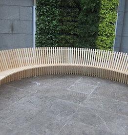Astral Bench at One IFC, Hong Kong