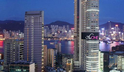 Nova C at The One, Hong Kong