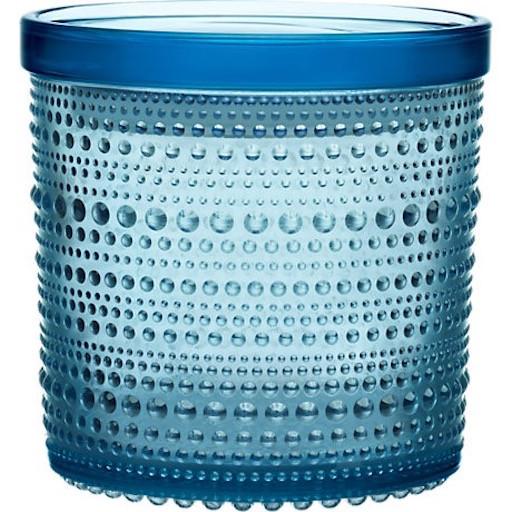 KASTEHELMI JAR, LIGHT BLUE, 11.6 x 11.4 CM
