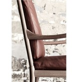 CARL HANSEN & SON OW149 COLONIAL CHAIR IN SOLID OAK FRAME