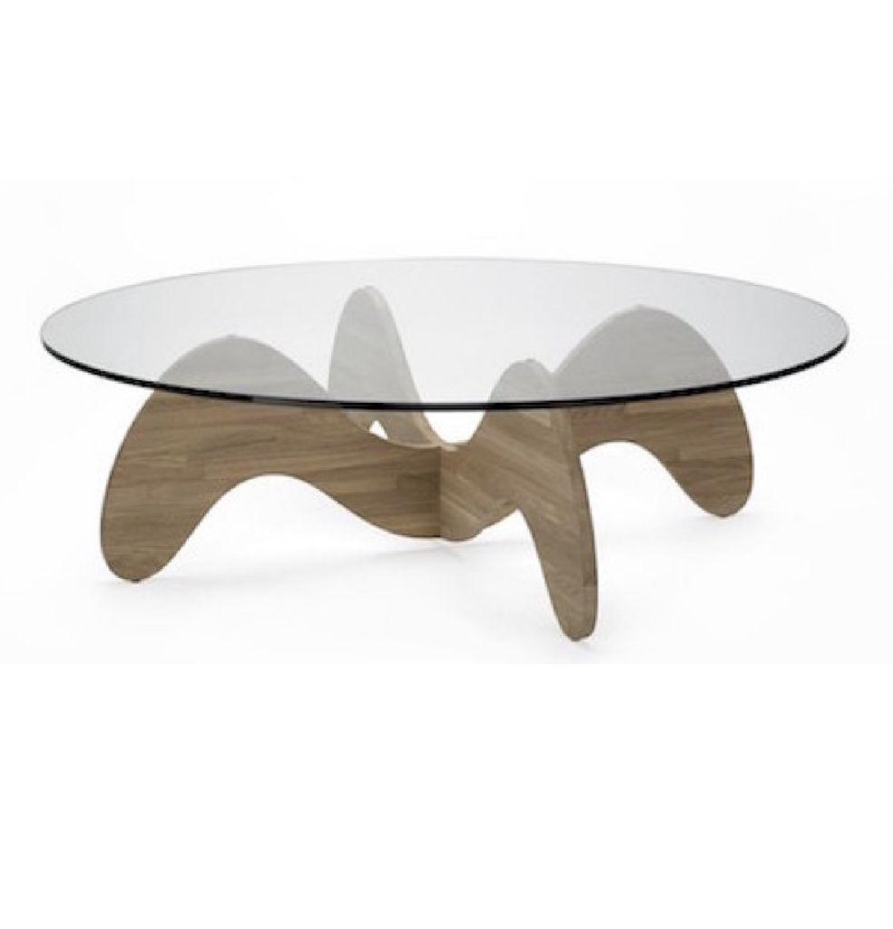 EILERSEN WAIKIKI COFFEE TABLE IN SOLID OAK WOOD