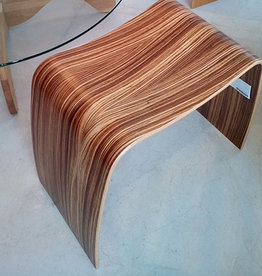 112 M STOOL IN ZEBRANO