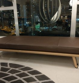 FREDERICIA (DISPLAY) 1700 SPINE DAYBED (WITHOUT HEAD CUSHION), OAK LACQUER FINISH