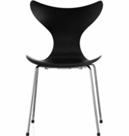 (DISPLAY) 3108 LILY CHAIR IN DARK CHOCOLATE BROWN