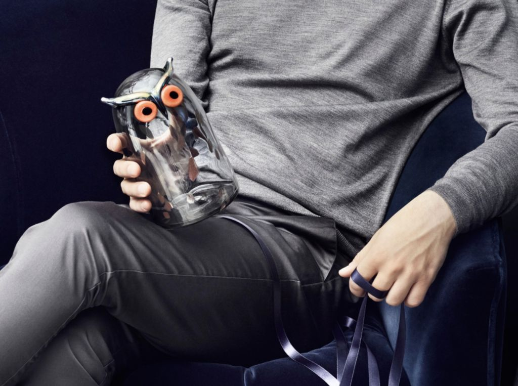 IITTALA LONG-EARED OWL