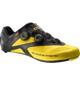 MAVIC® Shoe Cosmic Ultimate Maxi Fit UK 10 / EU 44 2/3 YELLOW MAVIC/BLACK/BLACK
