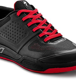 SPECIALIZED® 2016 SPECIALIZED 2FO CLIP MTB SHOE BLK/RED 43/9.6