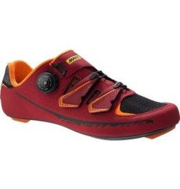 MAVIC® Shoe Ksyrium Pro UK 9 / EU 43 1/3 Red/BLACK/George orange-X