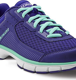 SPECIALIZED® CADETTE SHOE WOMEN INDIGO/LT TEAL/WHT 39/8
