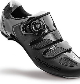 SPECIALIZED® 2016 SPECIALIZED EMBER WMN RD SHOE BLK/SIL 38/7.25