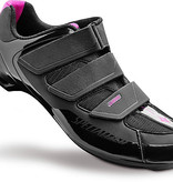 SPECIALIZED® SPIRITA ROAD SHOE WOMEN BLK/PNK 38/7.25