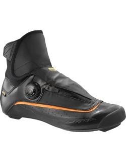 2016 Mavic Shoe Ksyrium Pro Thermo UK 9 / EU 43 1/3 BLACK/BLACK/BLACK