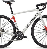 SPECIALIZED® 2018 DIVERGE MEN COMP DRTYWHT/RKTRED/TARBLK 54 cm/Medium