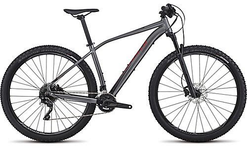 SPECIALIZED® 2017 ROCKHOPPER PRO 29 DRMSIL/BLK/NRDCRED Small