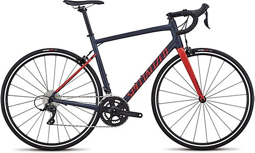 SPECIALIZED® 2018 ALLEZ SPORT NVY/NRDCRED 52 cm Small