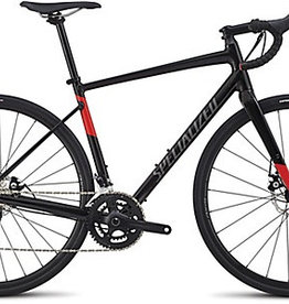 SPECIALIZED® 2018 DIVERGE MEN E5 SPORT TARBLK/CHAR/RKTRED 52 cm/Small