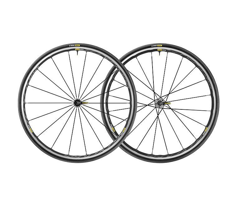 MAVIC® 2019 Mavic Ksyrium Elite UST Pair Graphite Black M-25 Graphite Black (1520 grams pair)