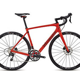 SPECIALIZED® 2018 ROUBAIX ELITE RKTRED/BLK 58cm/Extra Large
