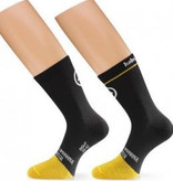 ASSOS ASSOS HABU EARLY WINTER SOCK BLACKSERIES 1 PAIR XS-S