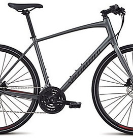SPECIALIZED® 2018 SIRRUS MEN'S DISC CHAR/CNDYRED/BLK M