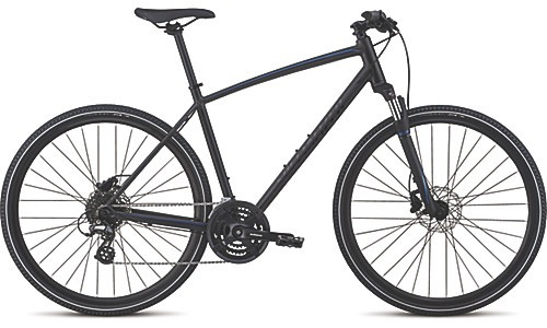 SPECIALIZED® 2018 CROSSTRAIL HYDRO DISC INT TLTNT/BLK/FLKSIL Medium