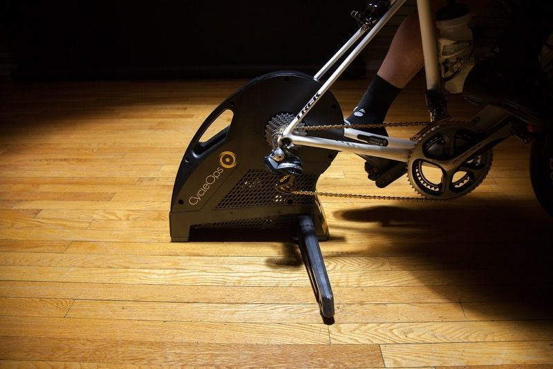 CycleOps HAMMER DIRECT DRIVE SMART TRAINER ANT+ FE-C and Bluetooth 4.0 tech