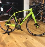 SPECIALIZED® Pre-Loved 2016 SPECIALIZED DIVERGE COMP Di2 Ultegra 56cm/Large Hope Wheels