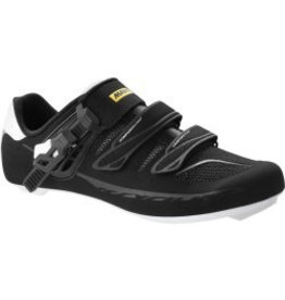 MAVIC® Shoe Ksyrium Elite Women's UK 5.5 / EU 38 2/3 BLACK/White/White