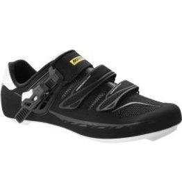 MAVIC® Shoe Ksyrium Elite Women's UK 5 / EU 38 BLACK/White/White