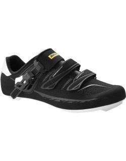 MAVIC® Shoe Ksyrium Elite Women's UK 4.5 / EU 37 1/3 BLACK/White/White