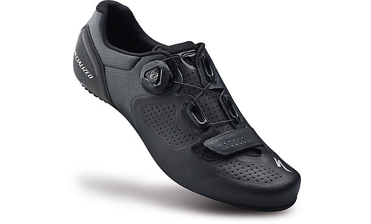 SPECIALIZED® EXPERT ROAD SHOE BLK 46/12.25