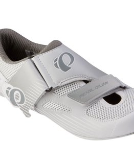 PEARL IZUMI® Women's, Tri Fly IV Carbon, White/White, size 38.0