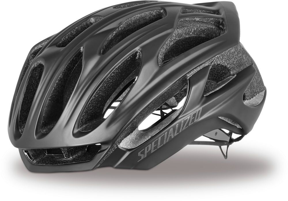 SPECIALIZED® S-WORKS PREVAIL HELMET CE MATTE BLACK CLEAN S