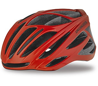 SPECIALIZED® ECHELON II HELMET GLOSS RED FADE M