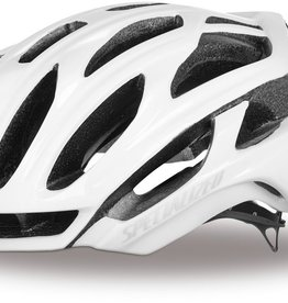 SPECIALIZED® S-WORKS PREVAIL HELMET CE GLOSS WHITE CLEAN S - NLA