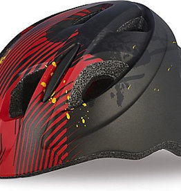 SPECIALIZED® MIO HELMET CE BLK/RED FLAMES TODDLER