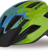 SPECIALIZED® SHUFFLE HELMET CE HYP/BLU FLAMES CHILD