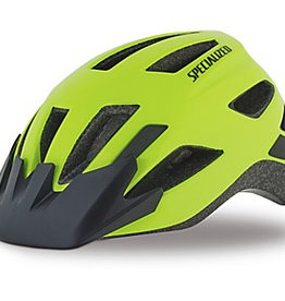 SPECIALIZED® SHUFFLE LED HELMET YOUTH SAFETY ION YELLOW