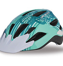 SPECIALIZED® SHUFFLE HELMET CE TEAL BLOOM CHILD