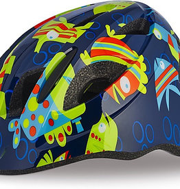 SPECIALIZED® MIO HELMET CE NVY/GRN FISH TODDLER nla