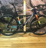 SPECIALIZED® Pre-Loved 2018 CRUX EXPERT CARBON X1 BLUE TINT/MXORG/TEAMYEL 58 cm / XL