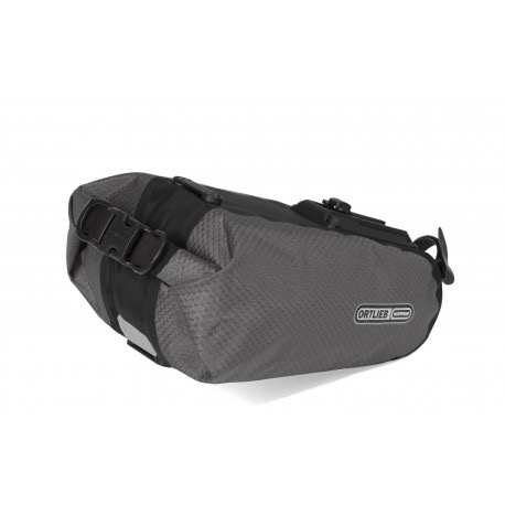ORTLIEB Ortlieb Saddle Bag Slate/Black Large (2.7L)